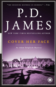 Book Review 31: Cover Her Face by P.D. James